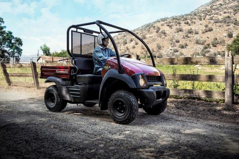 2015 Kawasaki Mule™ 600 in Romney, West Virginia