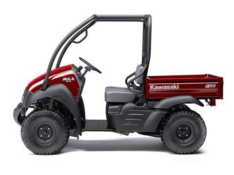 2015 Kawasaki Mule™ 610 4x4 in Winterset, Iowa