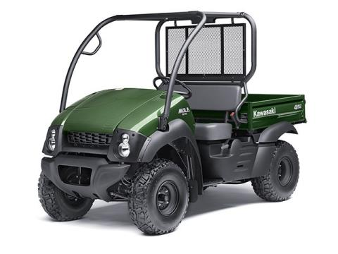 2015 Kawasaki Mule™ 610 4x4 in Winterset, Iowa