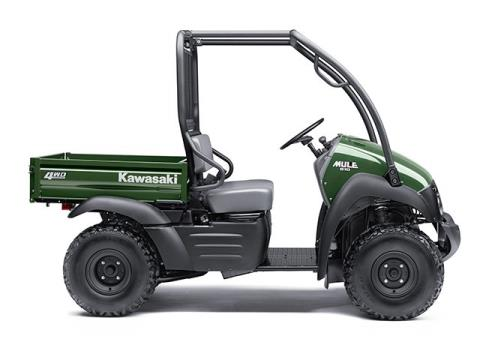 2015 Kawasaki Mule™ 610 4x4 in Howell, Michigan