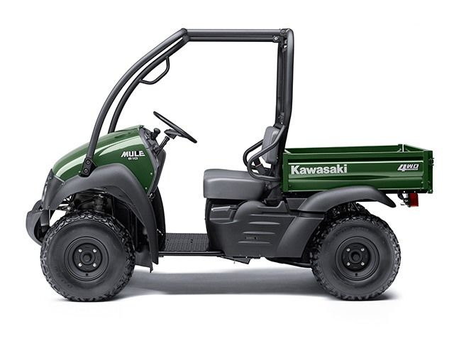 2015 Kawasaki Mule™ 610 4x4 in Harrisburg, Illinois