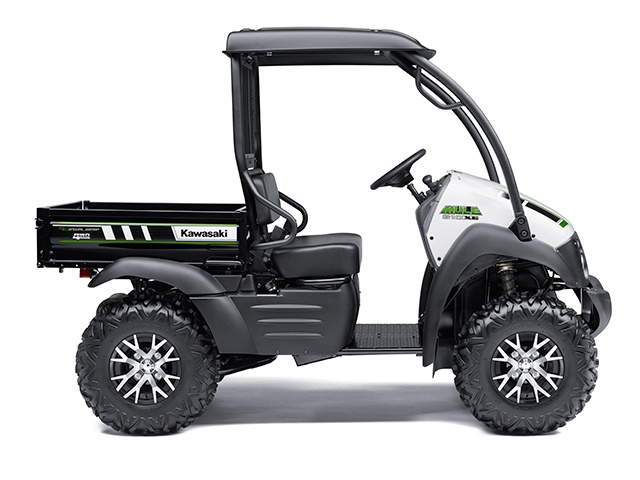 2015 Kawasaki Mule™ 610 4x4 XC SE in Harrisburg, Illinois