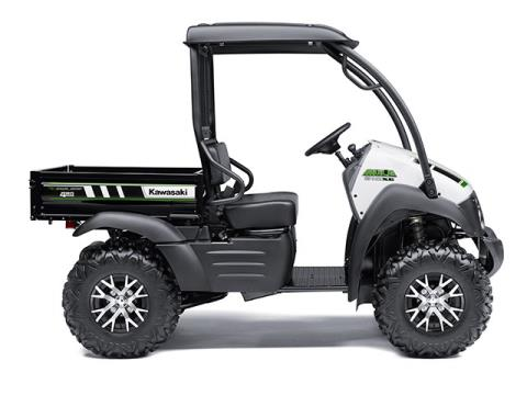 2015 Kawasaki Mule™ 610 4x4 XC SE in Johnson City, Tennessee