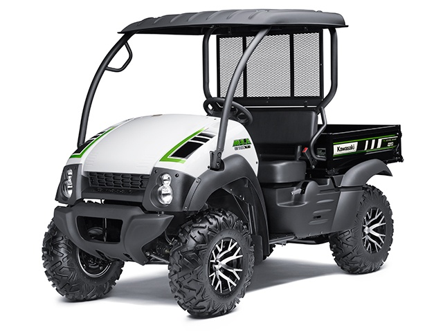 2015 Kawasaki Mule™ 610 4x4 XC SE in Winterset, Iowa