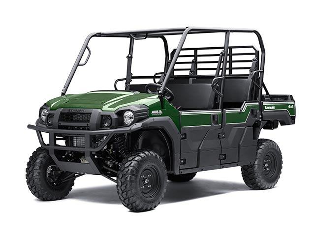 2015 Kawasaki Mule PRO-FXT™ EPS in Berlin, New Hampshire - Photo 3