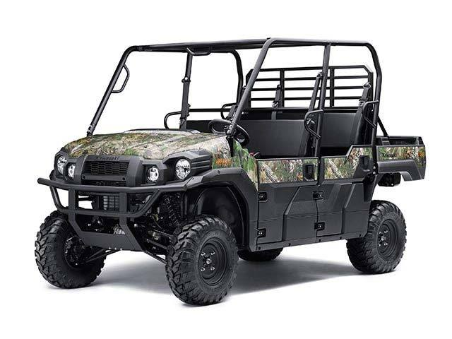 2015 Kawasaki Mule PRO-FXT™ EPS Camo in North Reading, Massachusetts - Photo 3