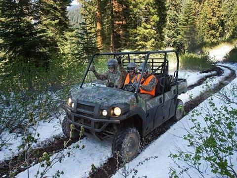 2015 Kawasaki Mule PRO-FXT™ EPS Camo in North Reading, Massachusetts - Photo 4