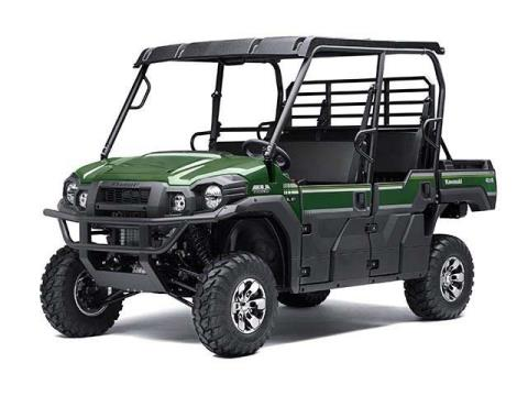 2015 Kawasaki Mule PRO-FXT™ EPS LE in North Reading, Massachusetts - Photo 3