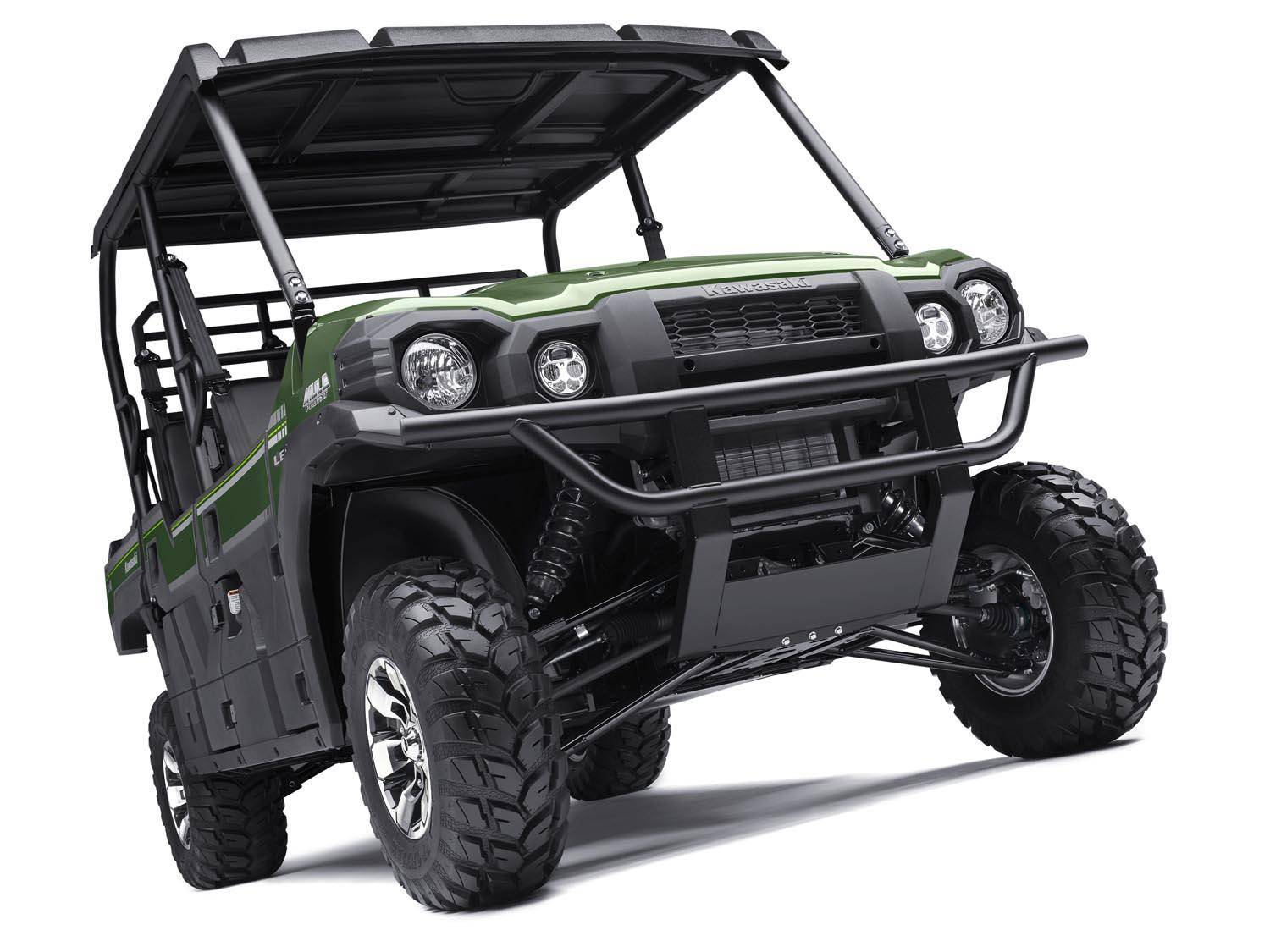2015 Kawasaki Mule PRO-FXT™ EPS LE in North Reading, Massachusetts - Photo 6