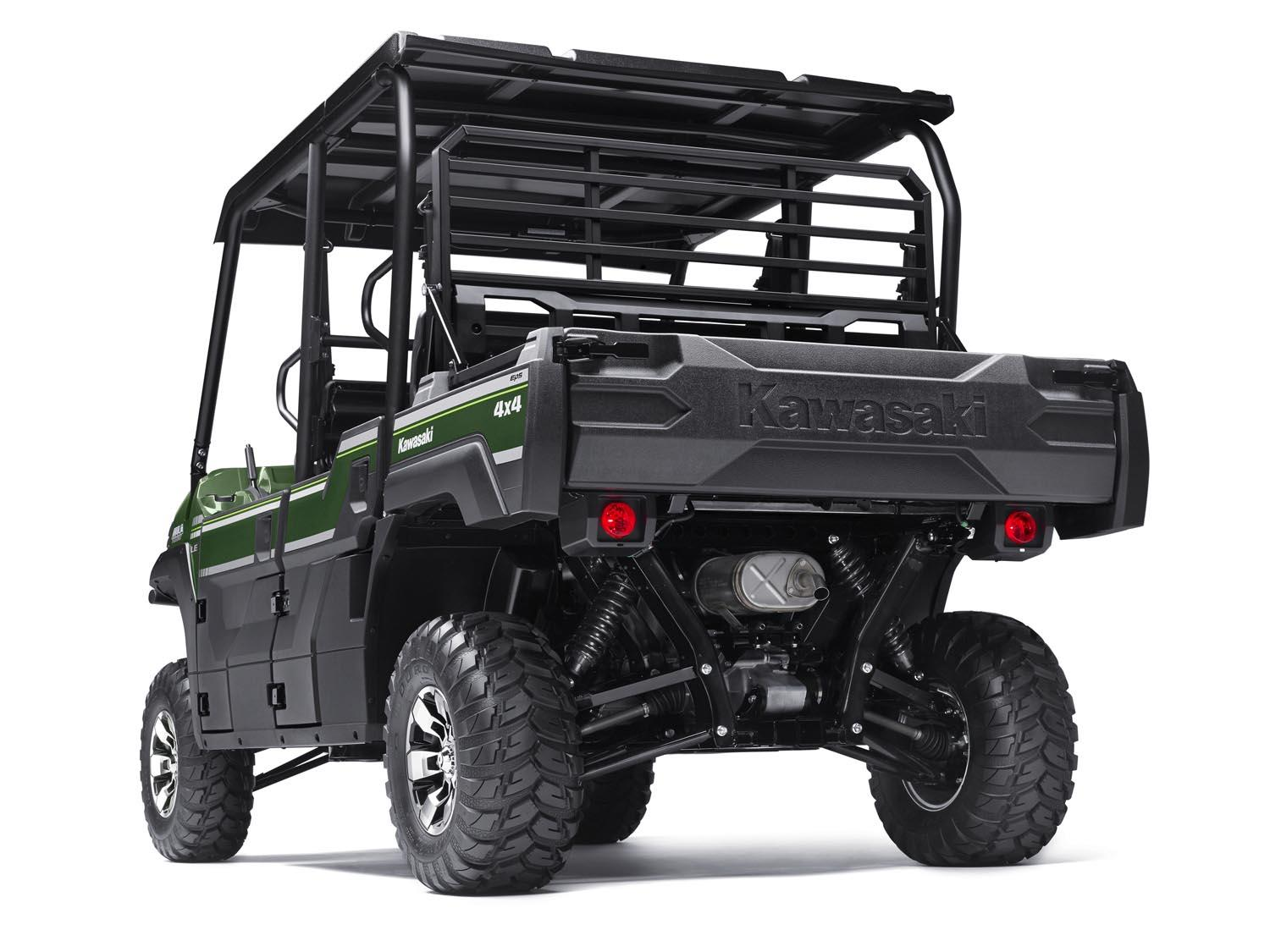 2015 Kawasaki Mule PRO-FXT™ EPS LE in North Reading, Massachusetts - Photo 10