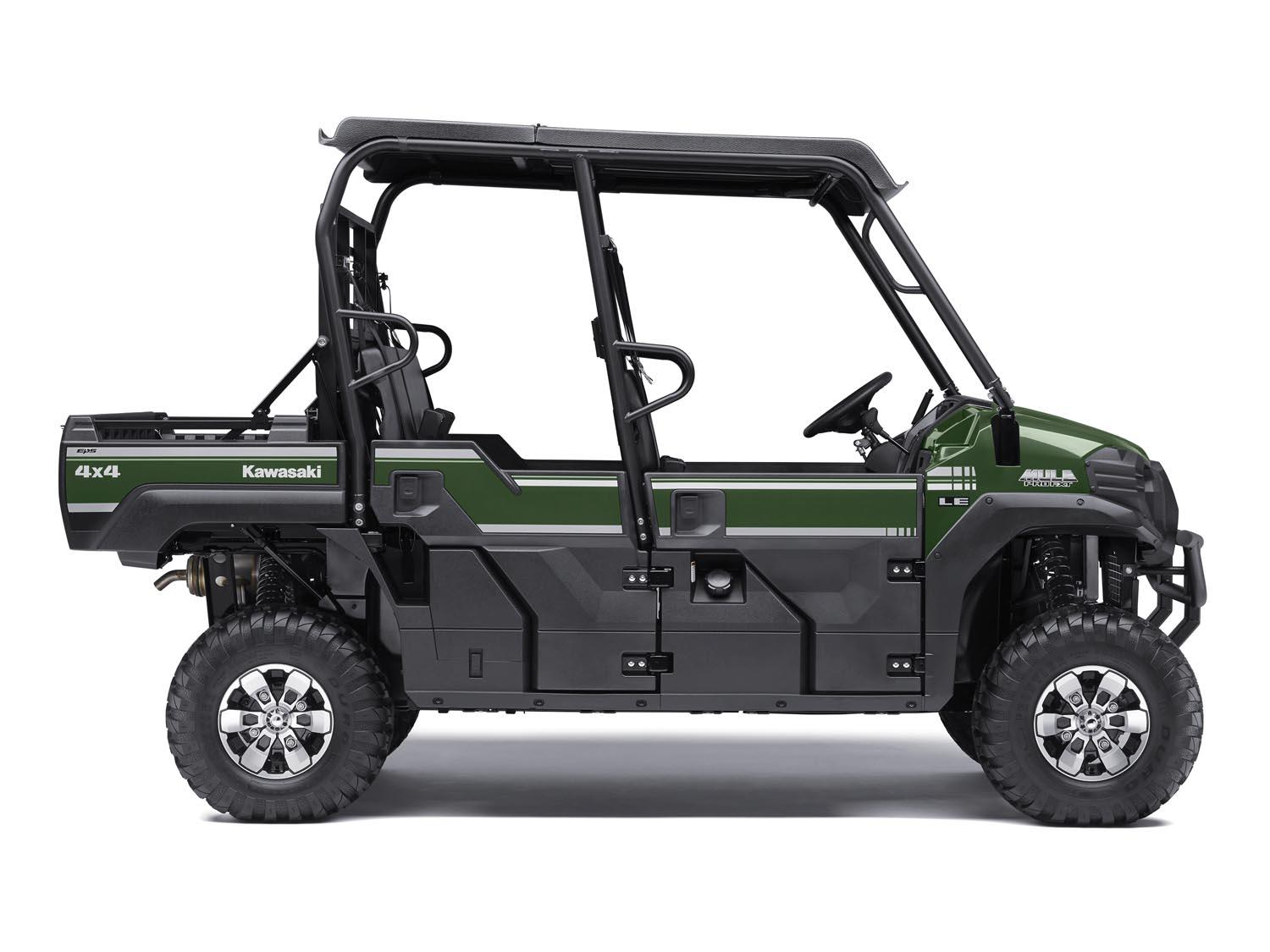 2015 Kawasaki Mule PRO-FXT™ EPS LE in North Reading, Massachusetts - Photo 14