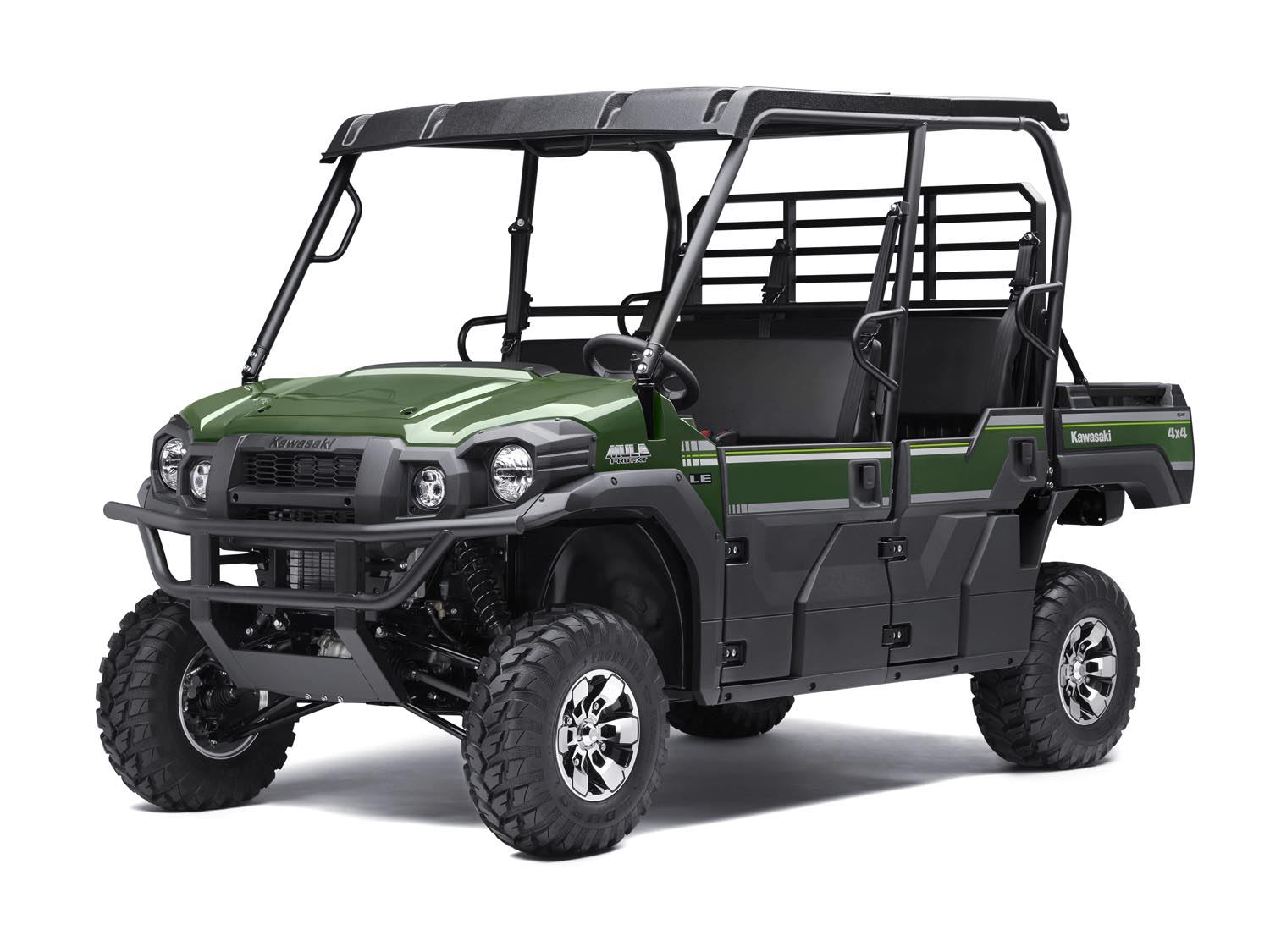 2015 Kawasaki Mule PRO-FXT™ EPS LE in Romney, West Virginia