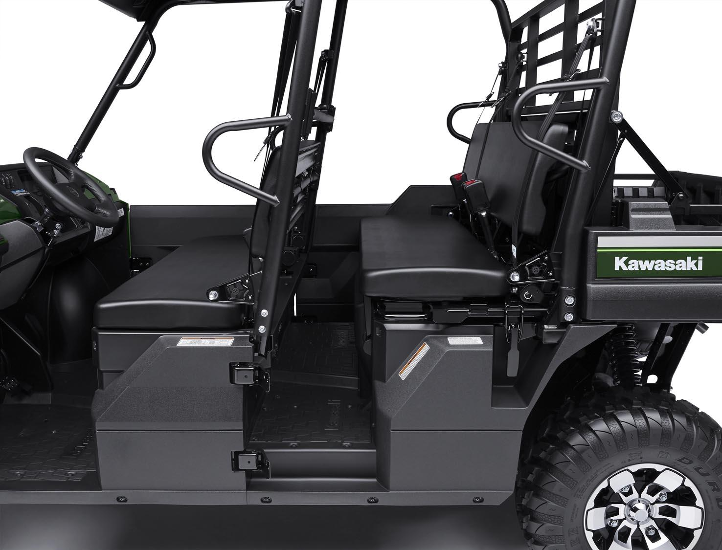 2015 Kawasaki Mule PRO-FXT™ EPS LE in North Reading, Massachusetts - Photo 38
