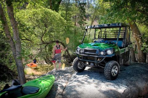 2015 Kawasaki Mule PRO-FXT™ EPS LE in North Reading, Massachusetts - Photo 47