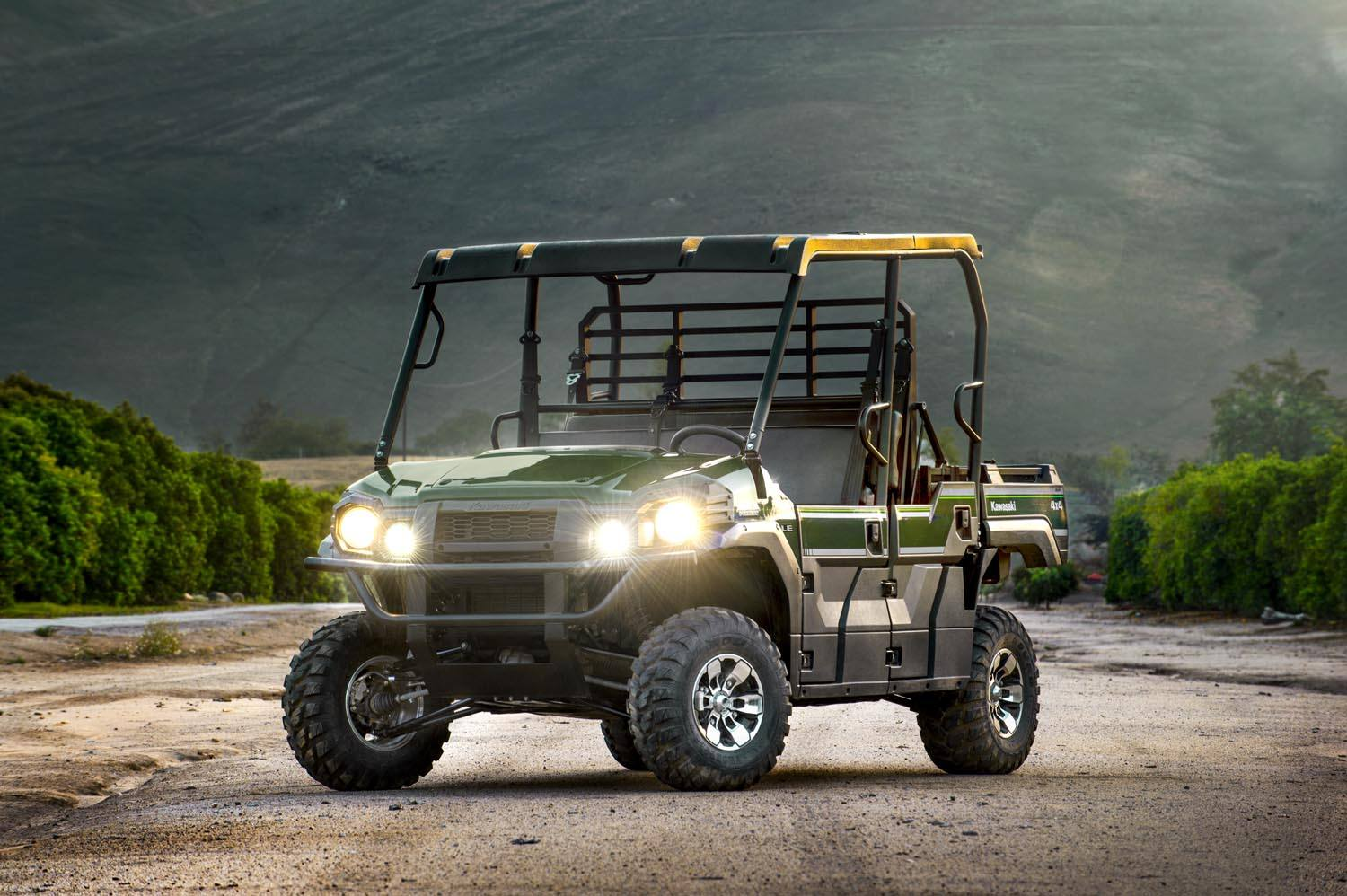 2015 Kawasaki Mule PRO-FXT™ EPS LE in North Reading, Massachusetts - Photo 51