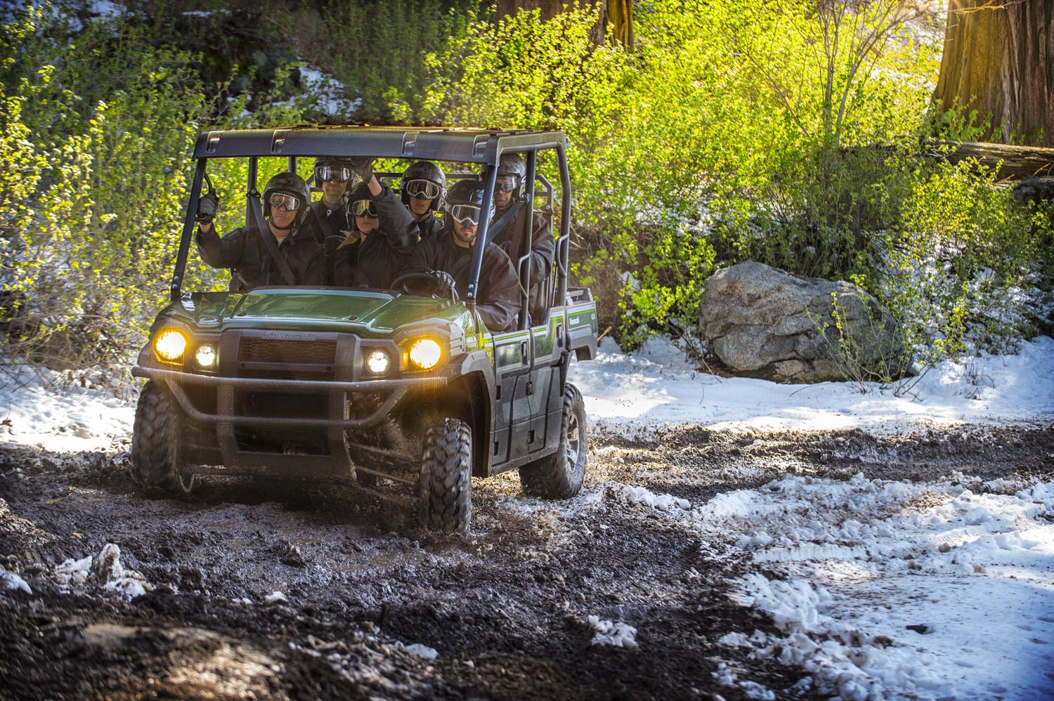 2015 Kawasaki Mule PRO-FXT™ EPS LE in North Reading, Massachusetts - Photo 52