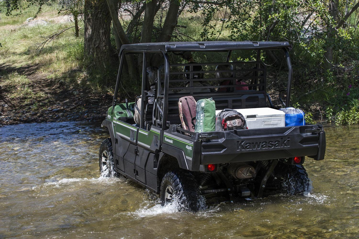 2015 Kawasaki Mule PRO-FXT™ EPS LE in North Reading, Massachusetts - Photo 57