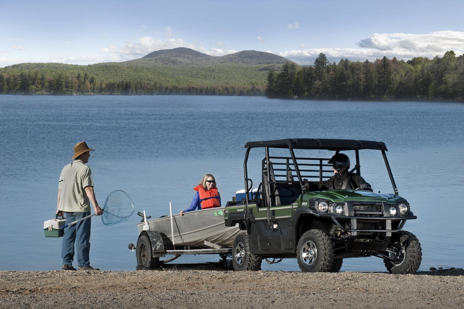 2015 Kawasaki Mule PRO-FXT™ EPS LE in North Reading, Massachusetts - Photo 59