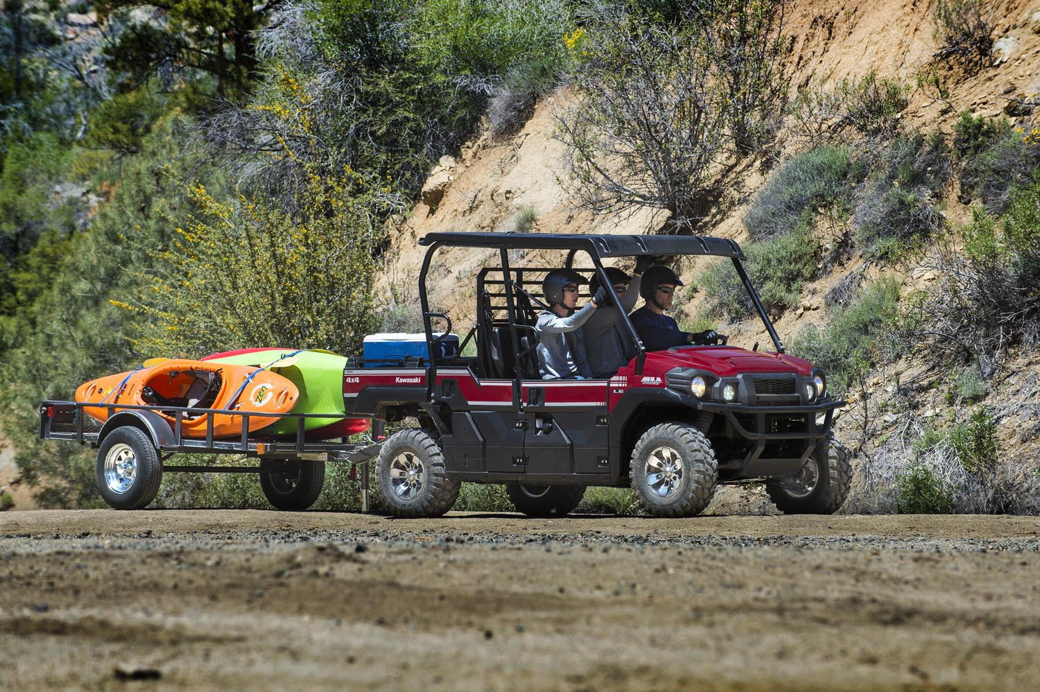 2015 Kawasaki Mule PRO-FXT™ EPS LE in North Reading, Massachusetts - Photo 64