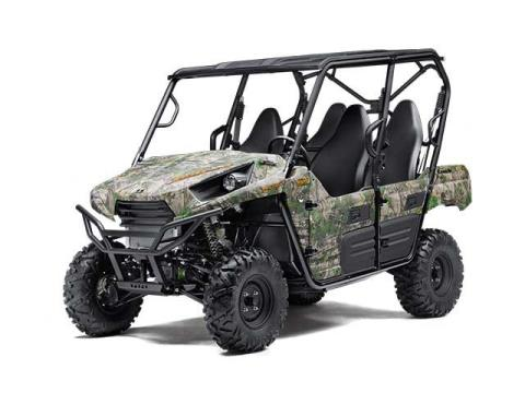 2015 Kawasaki Teryx4™ Camo in Romney, West Virginia