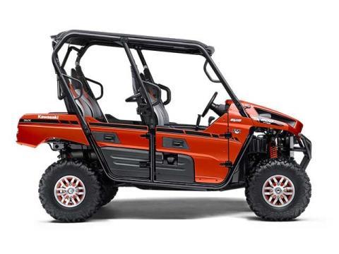 2015 Kawasaki Teryx4™ LE in Smock, Pennsylvania