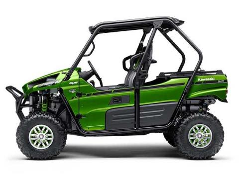 2015 Kawasaki Teryx® LE in Romney, West Virginia