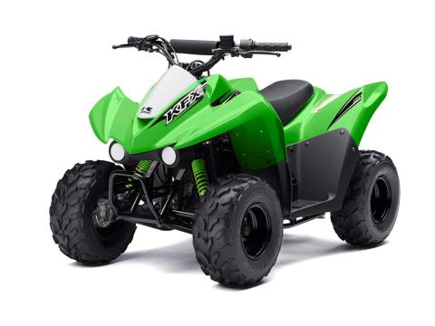 2016 Kawasaki KFX50 in Fairfield, Illinois