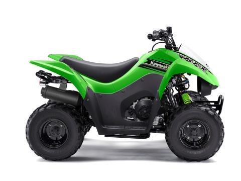 2016 Kawasaki KFX50 in Waterloo, Iowa