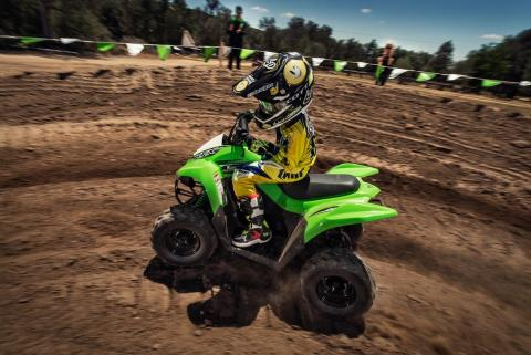 2016 Kawasaki KFX50 in Ashland, Kentucky
