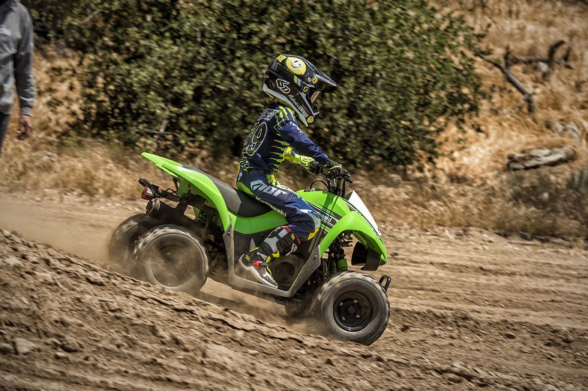 2016 Kawasaki KFX50 in Gonzales, Louisiana
