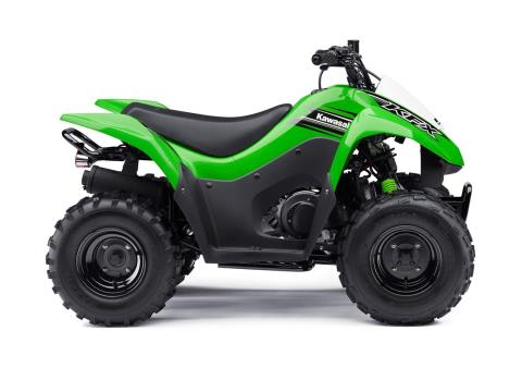 2016 Kawasaki KFX90 in Waterloo, Iowa