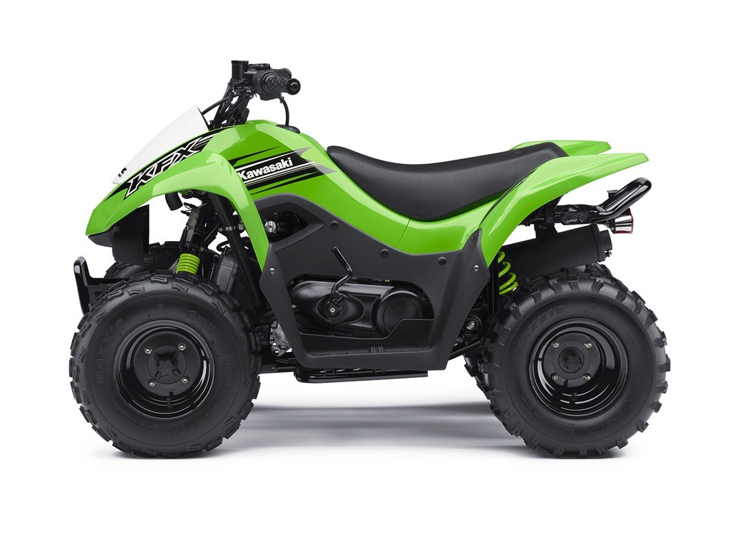 2016 Kawasaki KFX90 in Orange, California
