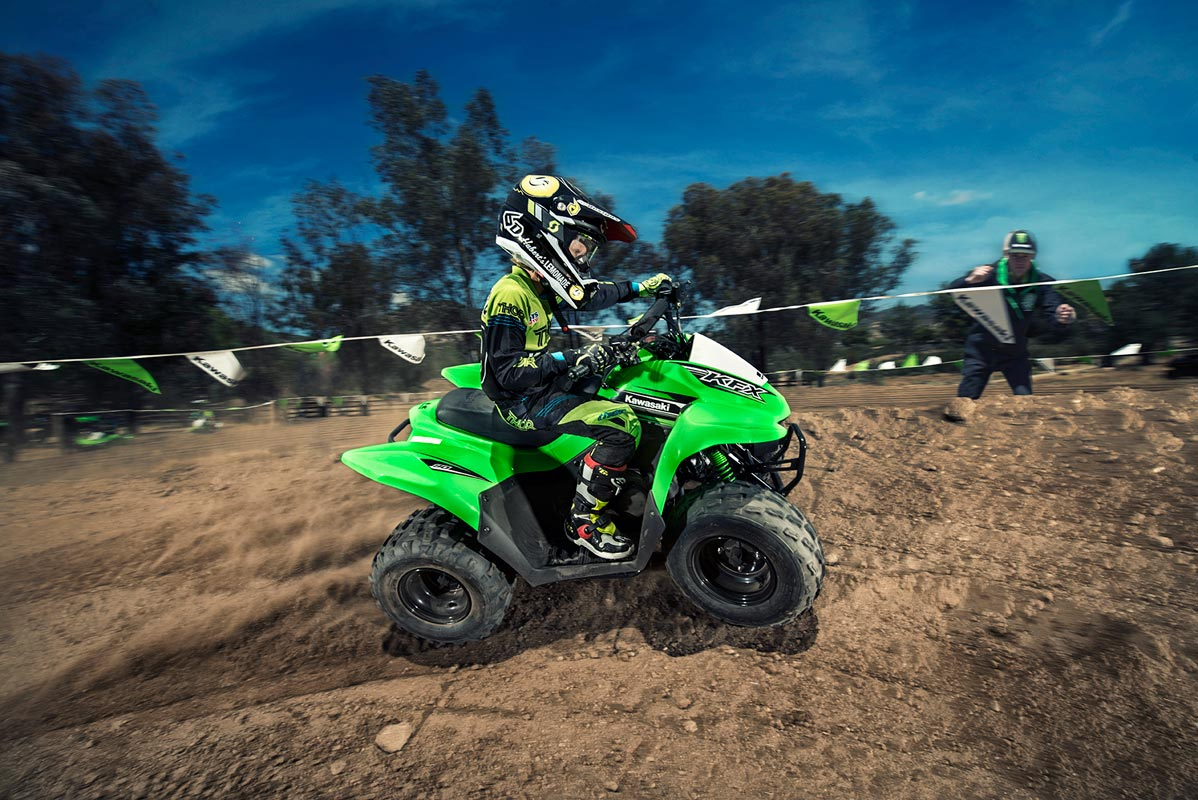 2016 Kawasaki KFX90 in Kingsport, Tennessee