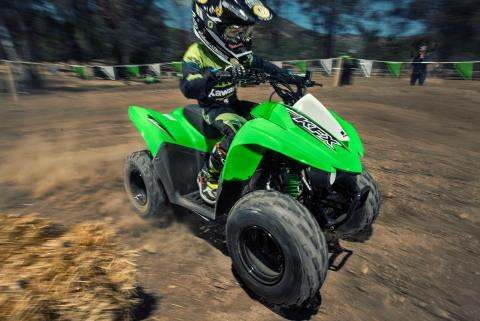 2016 Kawasaki KFX90 in Freeport, Illinois