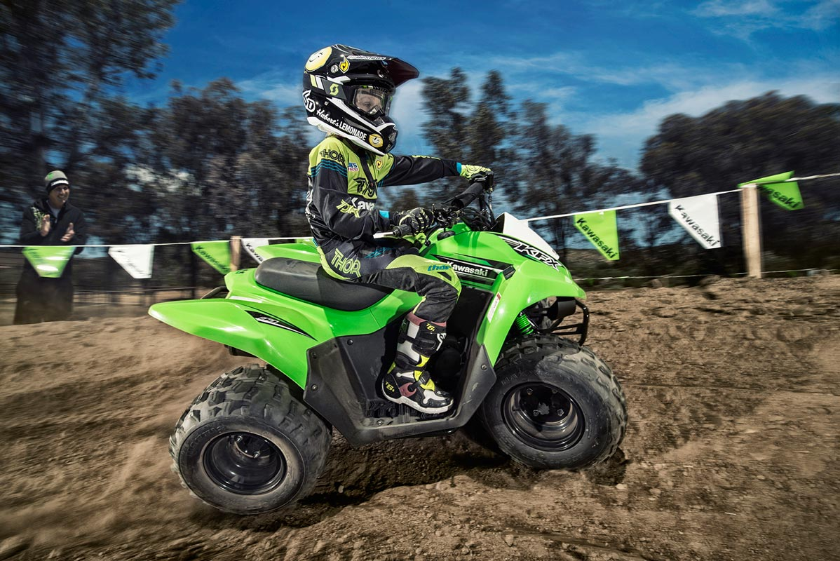 2016 Kawasaki KFX90 in Brewton, Alabama