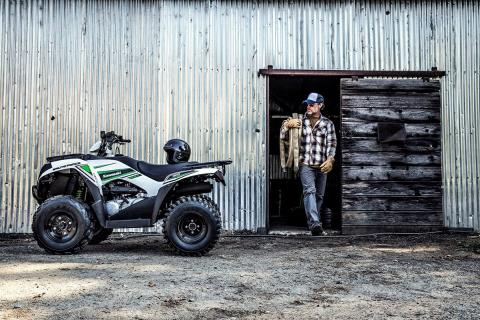 2016 Kawasaki Brute Force 300 in Nevada, Iowa