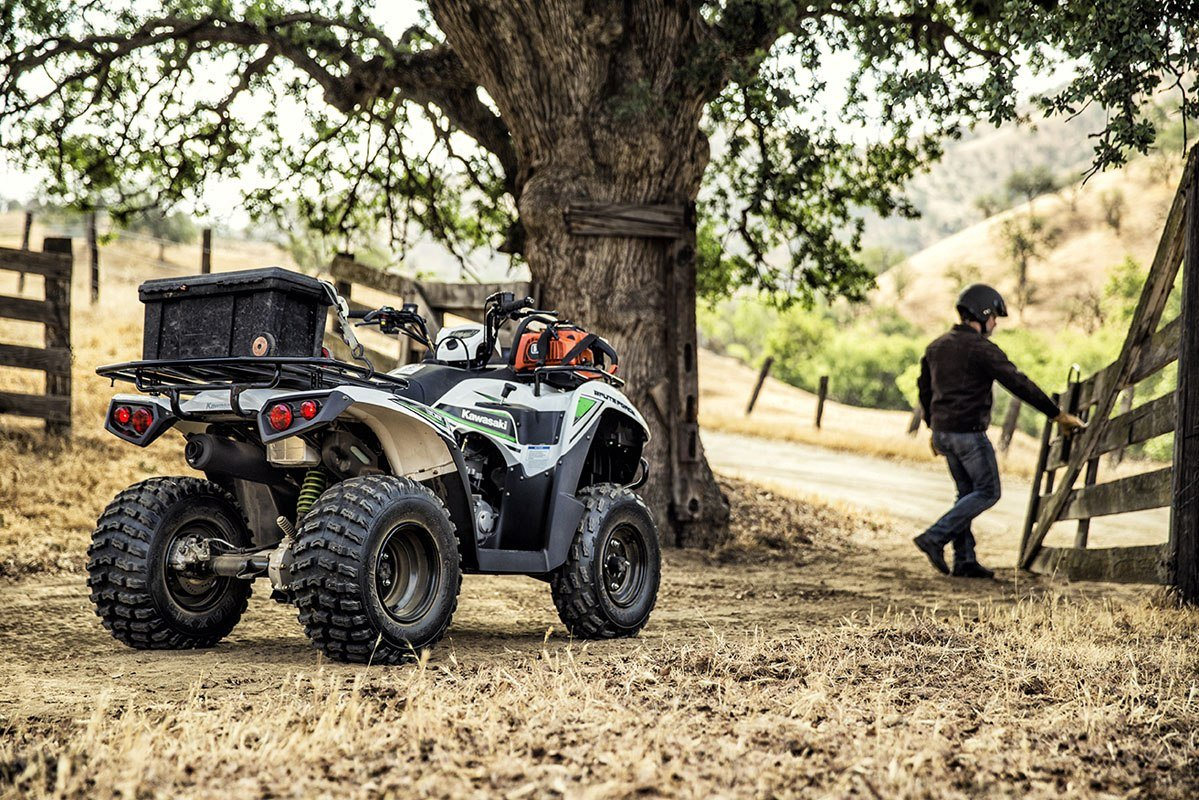 2016 Kawasaki Brute Force 300 in Howell, Michigan