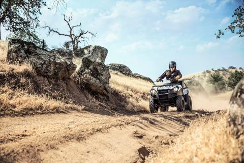 2016 Kawasaki Brute Force 300 in Gonzales, Louisiana