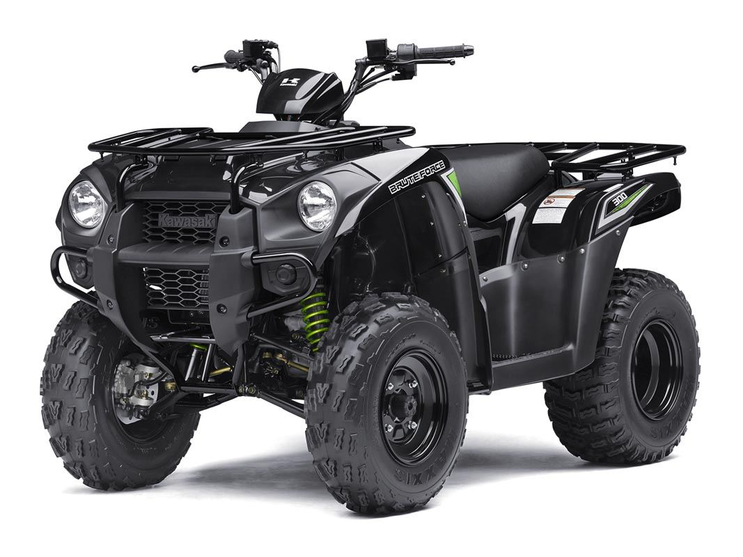 2016 Kawasaki Brute Force 300 in Marina Del Rey, California