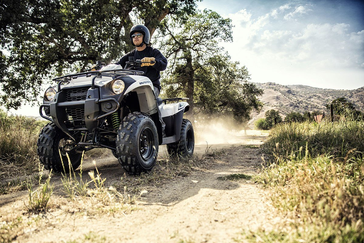 2016 Kawasaki Brute Force 300 in Bakersfield, California