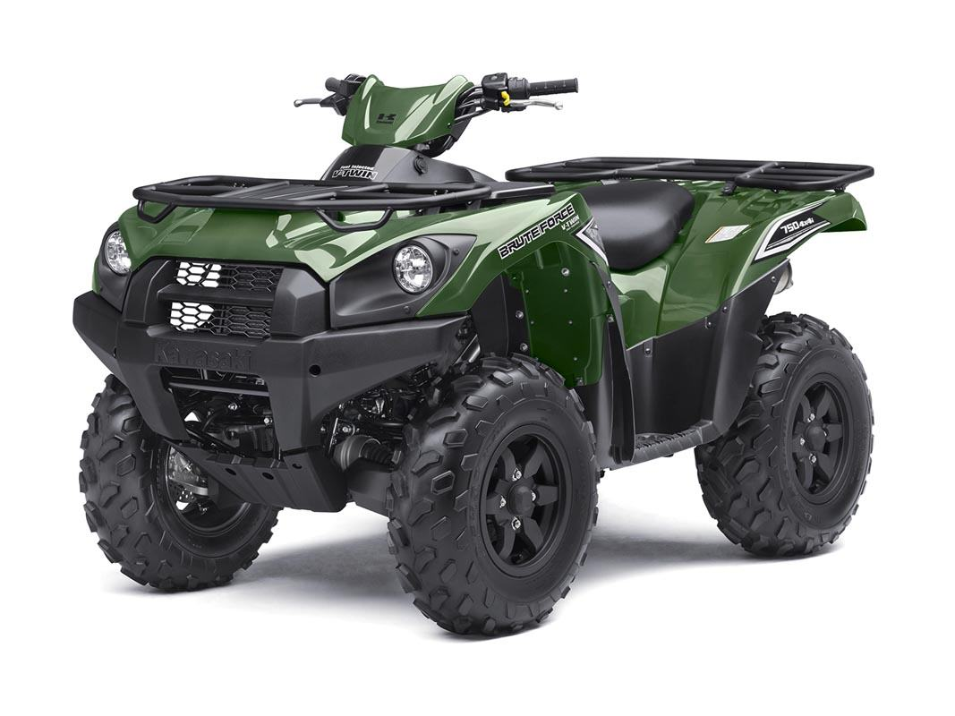 2016 Kawasaki Brute Force 750 4x4i in Austin, Texas