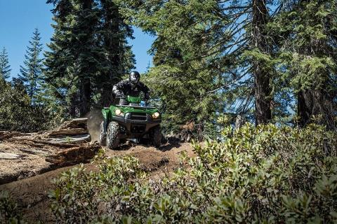 2016 Kawasaki Brute Force 750 4x4i in Roseville, California