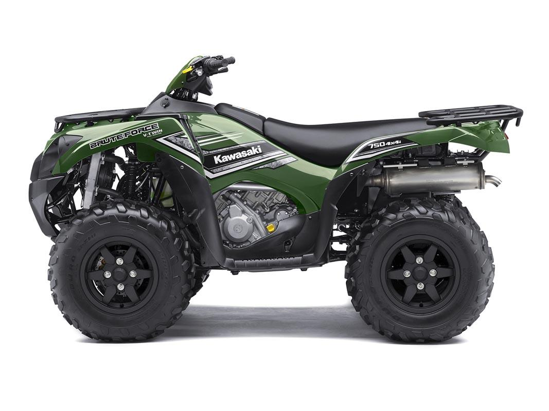 2016 Kawasaki Brute Force 750 4x4i in North Reading, Massachusetts - Photo 2