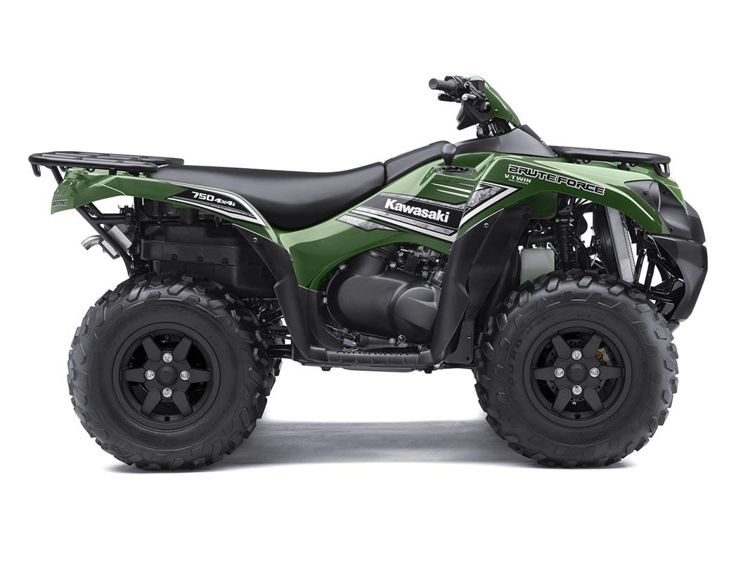 2016 Kawasaki Brute Force 750 4x4i in New Castle, Pennsylvania
