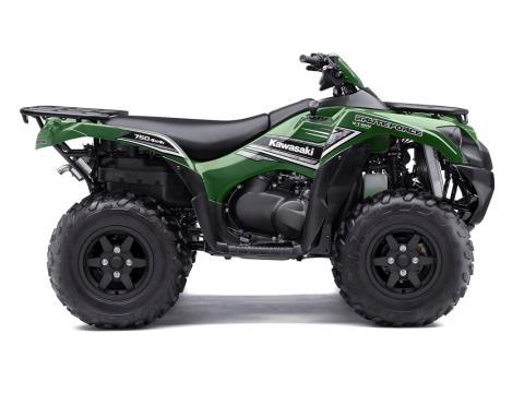 2016 Kawasaki Brute Force 750 4x4i in Waterloo, Iowa