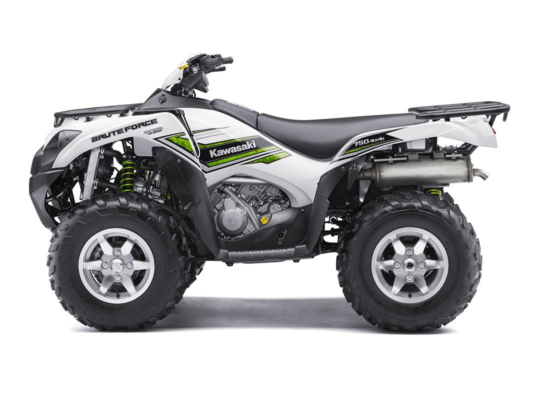 2016 Kawasaki Brute Force 750 4x4i EPS in Cedar Falls, Iowa - Photo 2