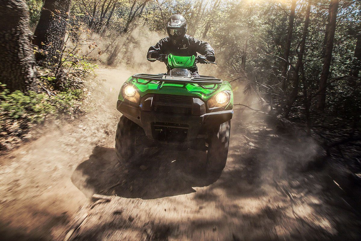 2016 Kawasaki Brute Force 750 4x4i EPS in Cedar Falls, Iowa - Photo 5