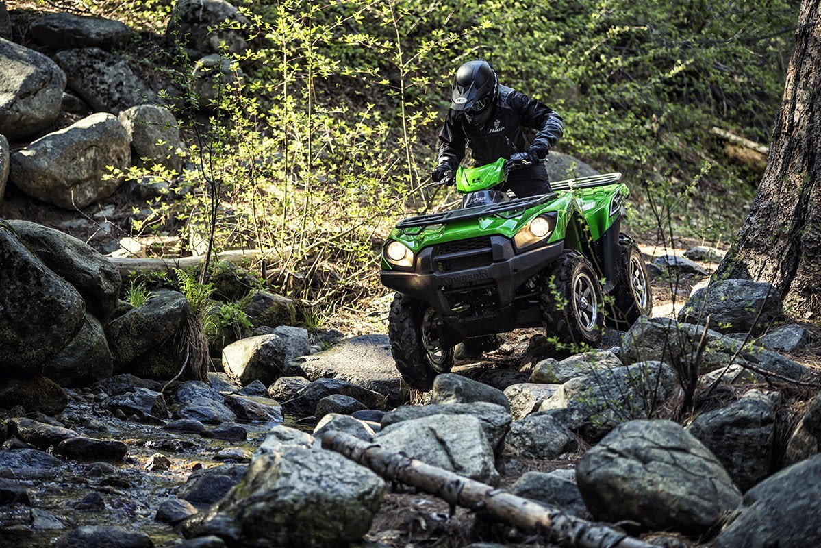 2016 Kawasaki Brute Force 750 4x4i EPS in Virginia Beach, Virginia