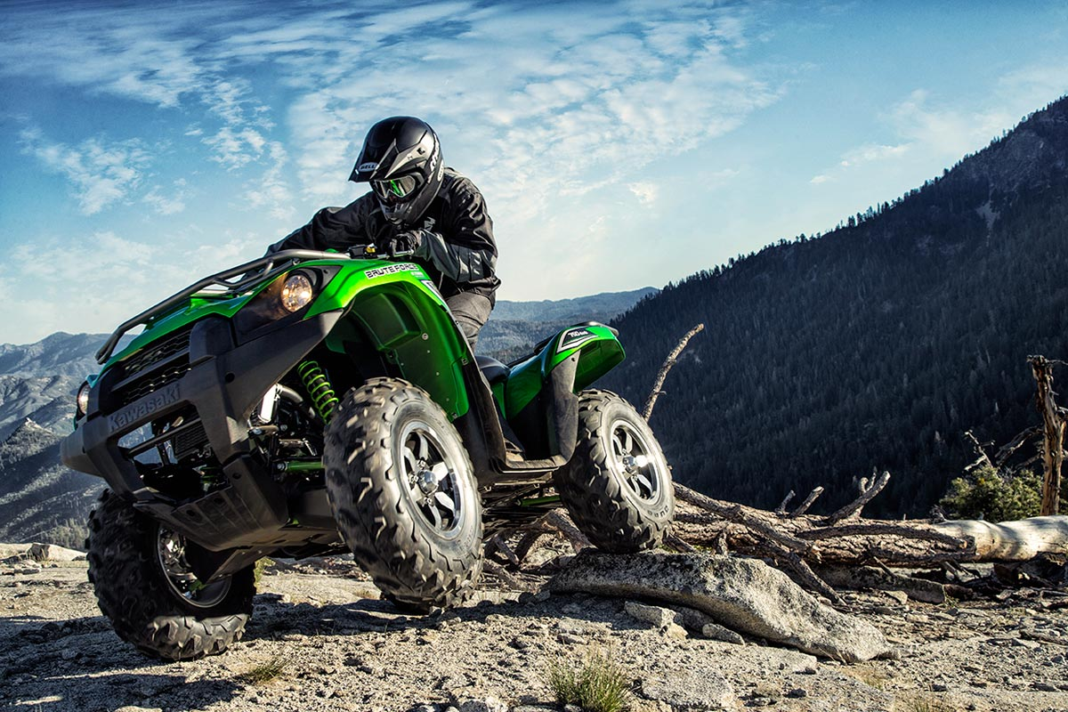 2016 Kawasaki Brute Force 750 4x4i EPS in Cedar Falls, Iowa - Photo 15