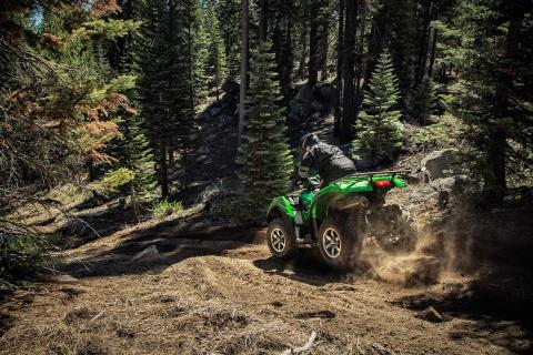 2016 Kawasaki Brute Force 750 4x4i EPS in Cedar Falls, Iowa - Photo 17